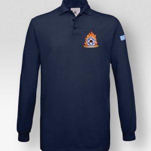 a8e87057a7d5 Polo Μακρυμάνικο Πυροσβεστικό Σώμα